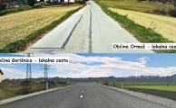 Primerjava Lokalne Ceste